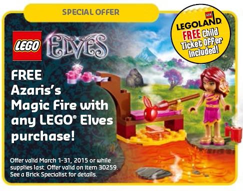 LEGO Elves 30259