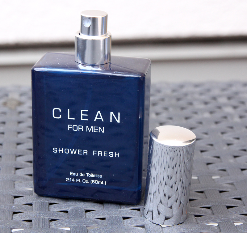 CLEAN for men shower fresh edt1