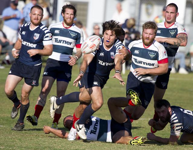OMBAC vs. Glendale Raptors rugby match