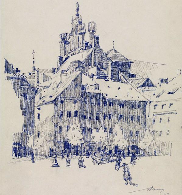 Images du Stare Miasto de Varsovie