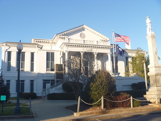 Laurens County Courthouse,January 18,2015