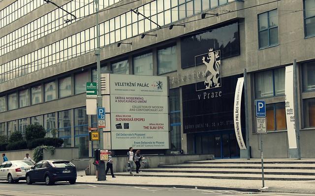 Epopeia Eslava - O que ver em Praga