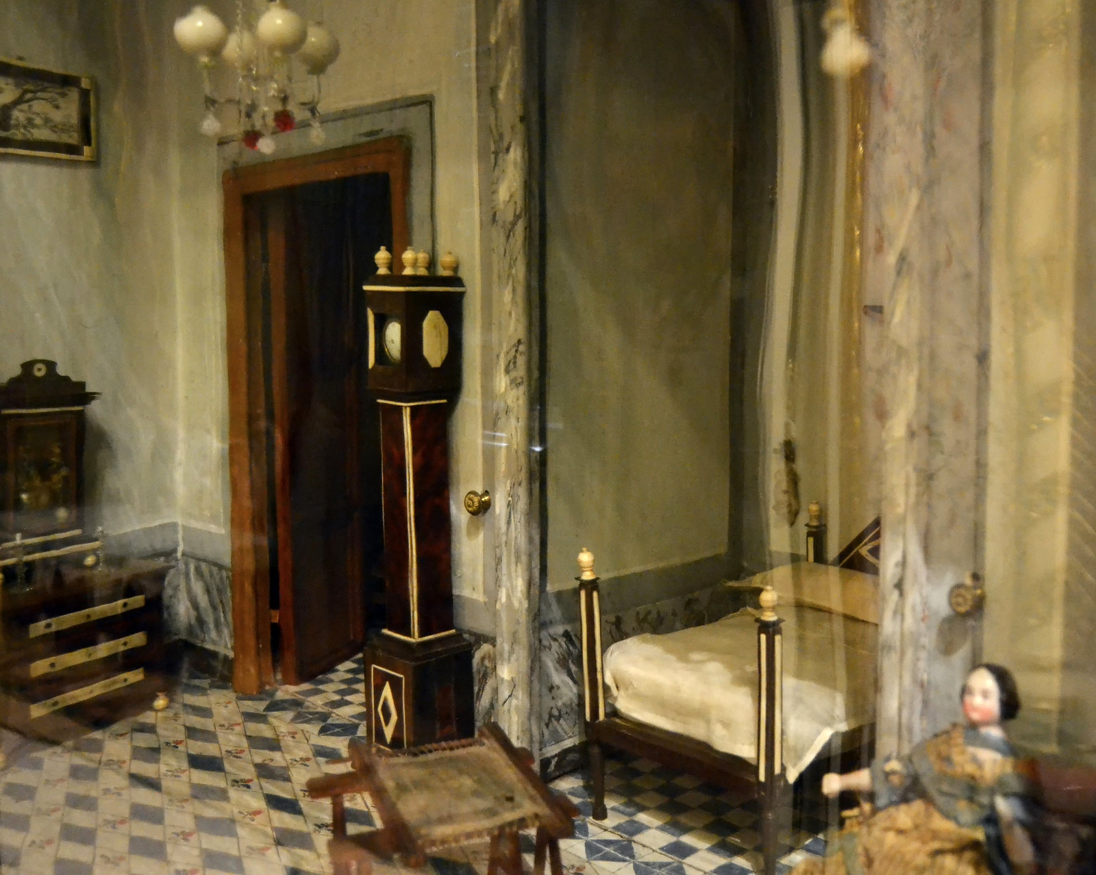 19th-century Dollhouse. Credit Joanbanjo