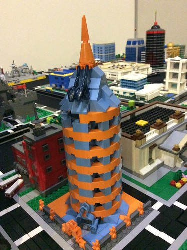 Graeme Page- tower