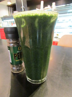 Green Hulk Juice at Argo Espresso