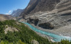 Hunza River and Karakoram Highway