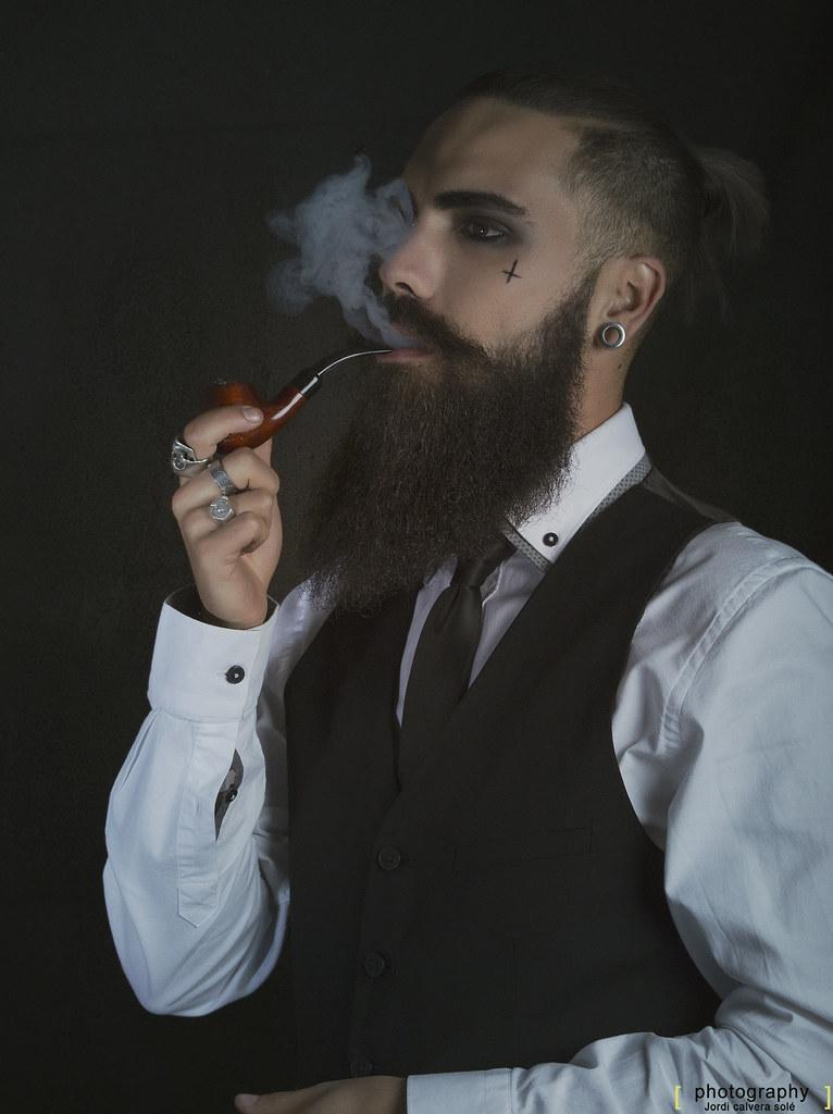 Bearded gentelman