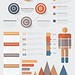 Modern Infographic elements design (Infographics)