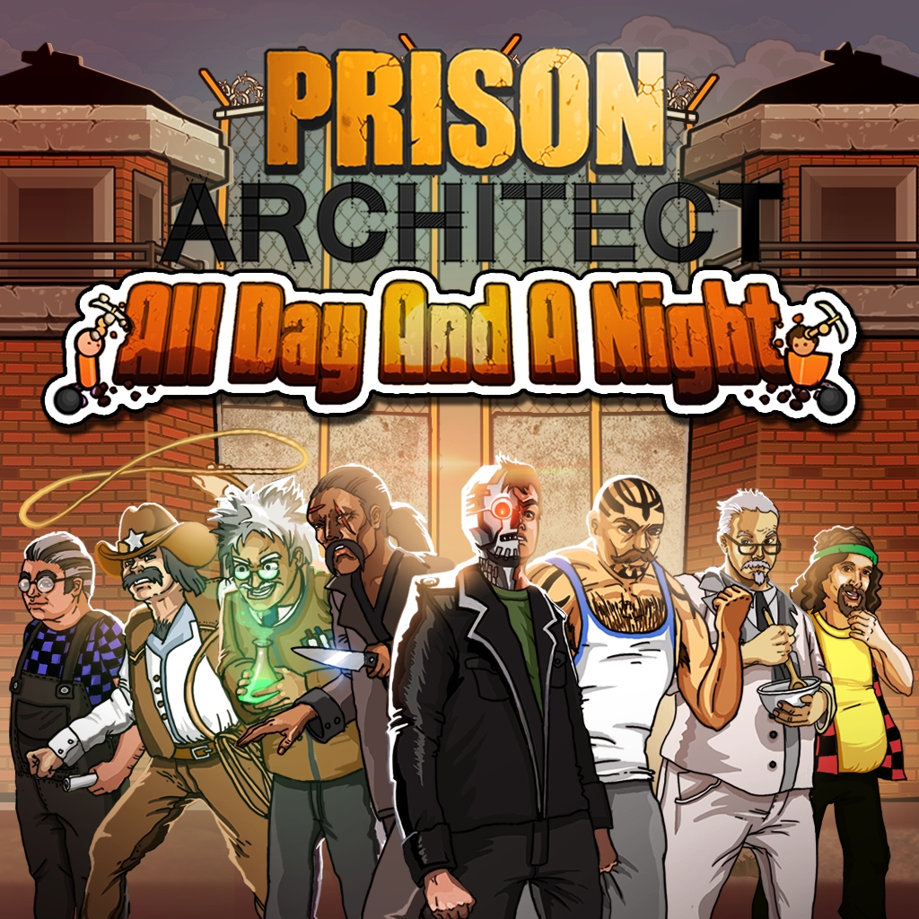 Prison Architect, PS4