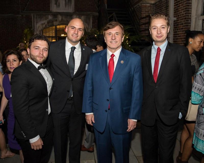 ISH-DC Residents with Congressman John Fleming