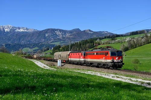 nationalpark oberösterreich rca öbb güterzug 1142 1144 spitalampyhrn kalkalpen bildmarke 54793 railcargoaustria pyhrnbahn gemischter traunviertel pflatsch 1144272 1142665