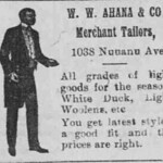 Fri, 2016-05-27 10:45 - Ahana Merchant Tailors Pacific commercial advertiser, July 7, 1902, Page 5 chroniclingamerica.loc.gov/lccn/sn85047084/1902-07-07/ed-...  Hawaii Digital Newspaper Project hdnpblog.wordpress.com/
