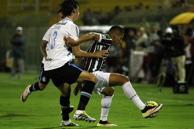 Fluminense x Grêmio  - 11/06/2016