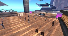 Last day for live performances at SL13B