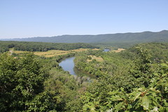 Shenandoah River State Park - View From Cullers Overlook