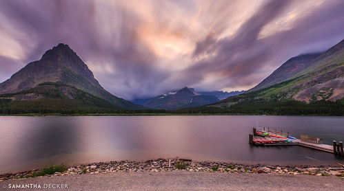 montana mt nps wideangle glaciernationalpark uwa manyglacierhotel swiftcurrentlake canonef1635mmf28liiusm canoneos6d samanthadecker