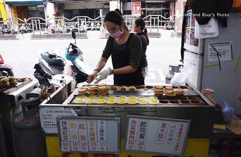 台中火車站紅豆餅Q弟紅豆餅02