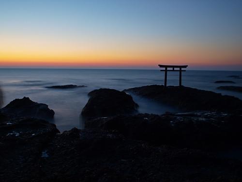 scenery#70 神磯鳥居