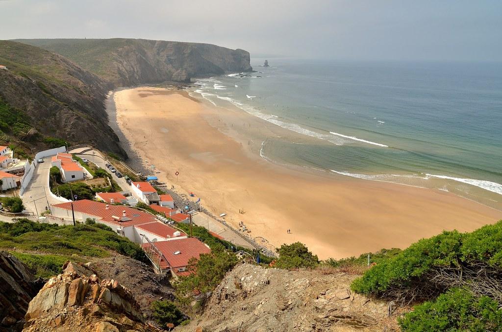 Praia da Arrifana, Aljezur / Portugal