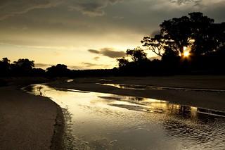 The Beautiful Biyamiti River