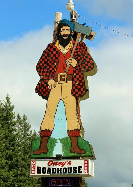 I'm a lumberjack and I'm okay