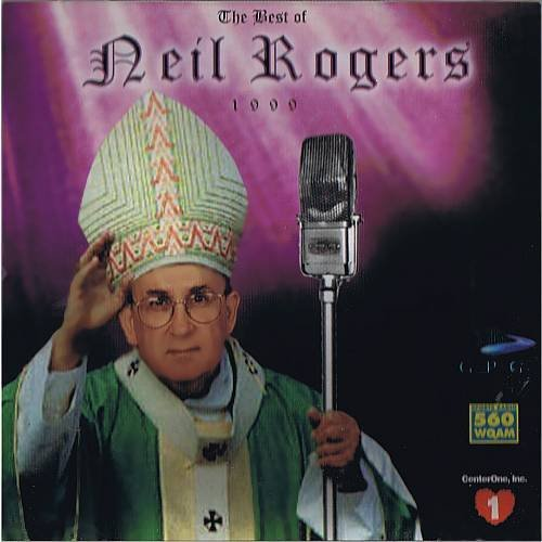Neil Rogers as Pope