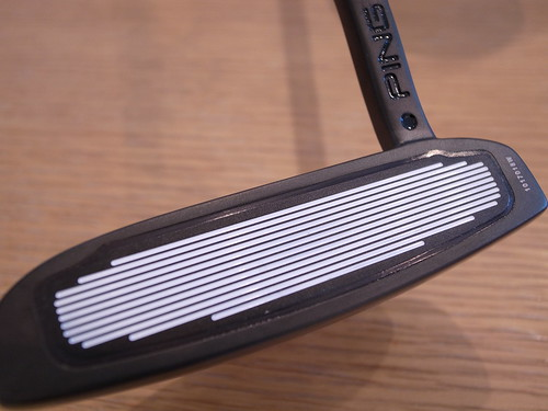 PING Scottsdale TR Putter Shea