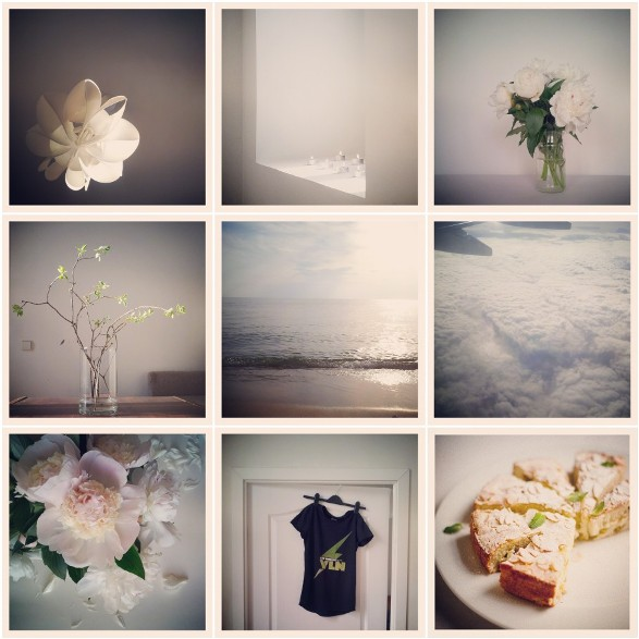 white Instagram mix