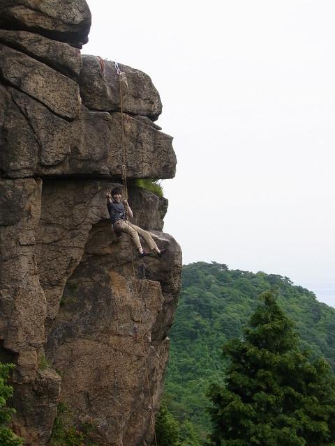 六甲山 保塁岩(2013.6 (149)