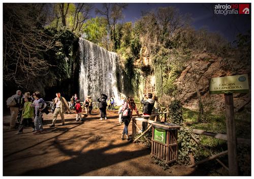 Monasterio de Piedra | Cascada Caprichosa | HDR by alrojo09