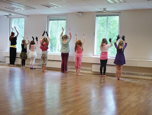 Dansläger 7-10 år
