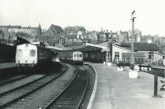 Whitby Town station