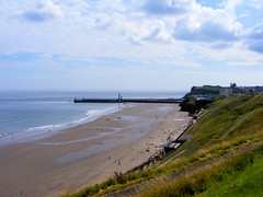 Whitby, West Cliff