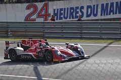Thiriet by TDS Racing's Oreca 03 Nissan Driven by Pierre Thiriet, Ludovic Badey and Maxime Martin