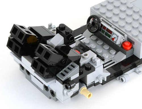 lego dimensions delorean instructions