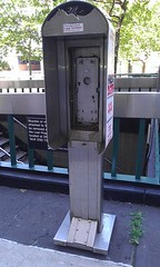 no phone phone booth