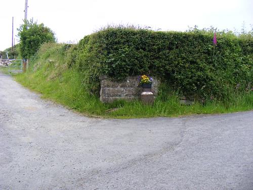 Stondin Laeth, Parcypwll, Pontgarreg