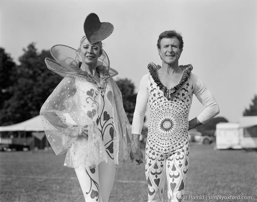 Giffords Circus performers
