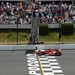 Scott Dixon wins the Pocono INDYCAR 400 at Pocono Raceway in Long Pond, Pennsylvania