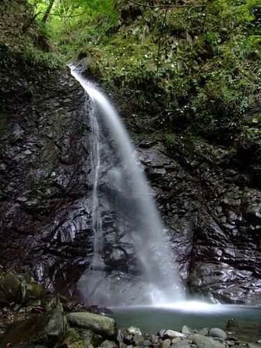 重郎の滝 2011.10.20-1
