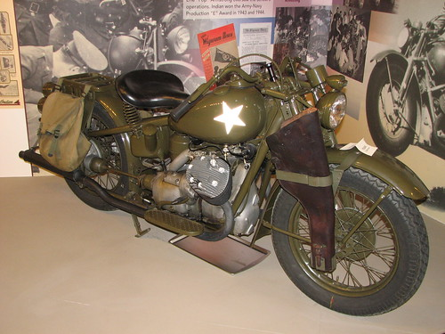 Indian 841 Military, 1942