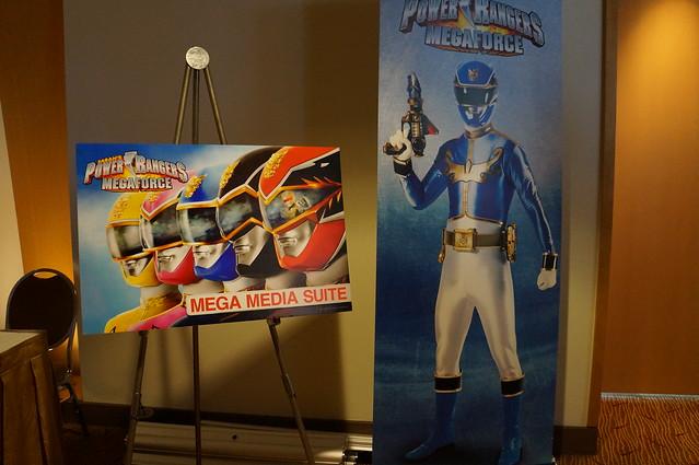 SDCC 2013: Power Rangers