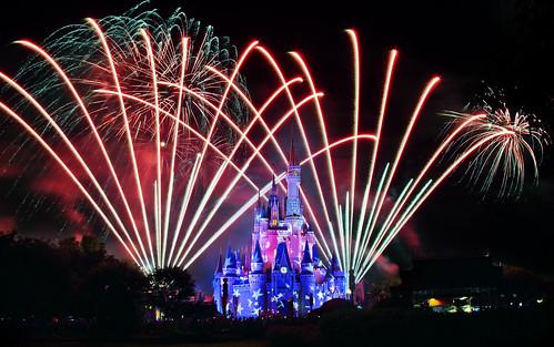 Magic Kingdom 4th of July Celebration (EXPLORE)