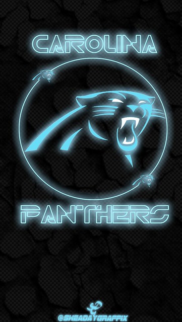 Panthers iphone wallpaper alt flickr photo sharing - Carolina panthers mobile wallpaper ...