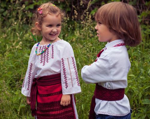 Little Ukrainians