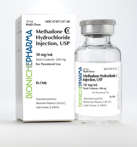 Methadone IV Preparations - Opiate Addiction & Treatment