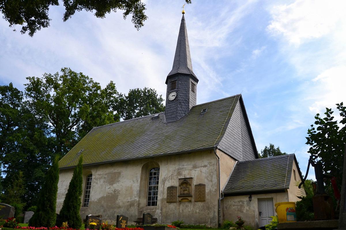 Kirche Wallroda