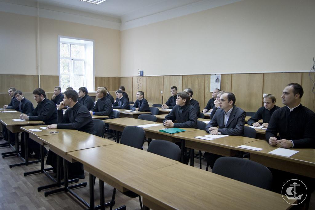 20 августа 2013, Вступительные экзамены в магистратуру и на регентское отделение. День 1