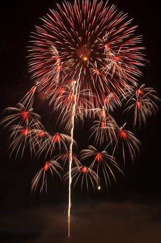 Yamagata Fireworks Display (6)