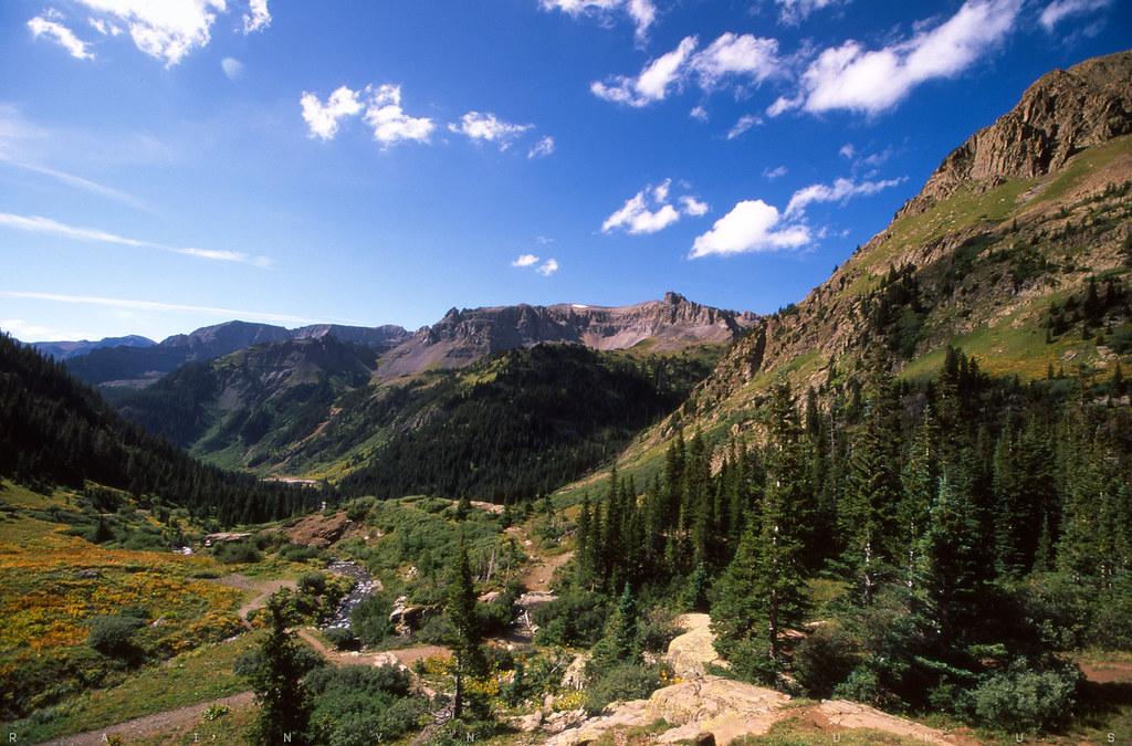 Elevation Of Brown Mountain Colorado Usa Maplogs